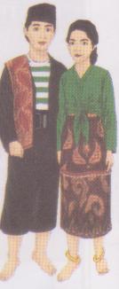 costumes (pakaian adat/ pakaian tradisional) in Indonesia | Nusantara