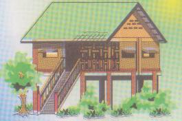 Traditional Houses Rumah Adat Rumah Tradisional In Indonesia Nusantara